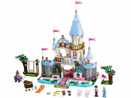 Конструктор LEGO Disney Princess 41055 Романтический замок Золушки