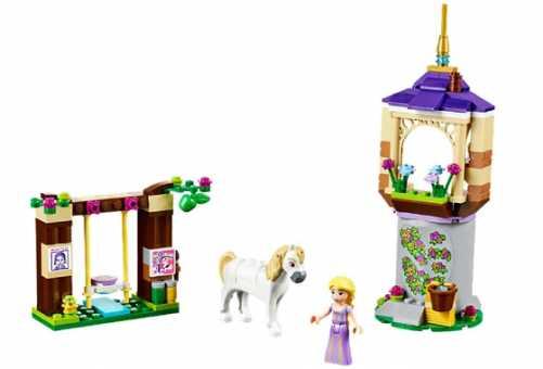 Конструктор LEGO Disney Princess 41065 Лучший день Рапунцель