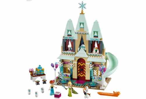 Конструктор LEGO Disney Princess 41068 Праздник в замке Эренделл