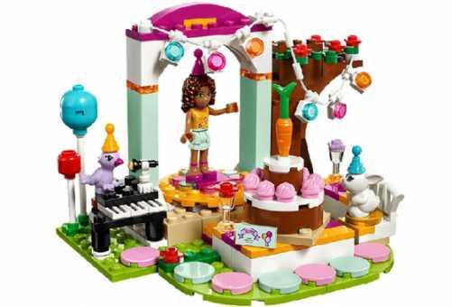 Конструктор LEGO Friends 41110 Вечеринка в День Рождения