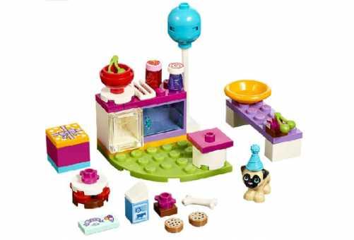 Конструктор LEGO Friends 41112 Вечеринка с тортами