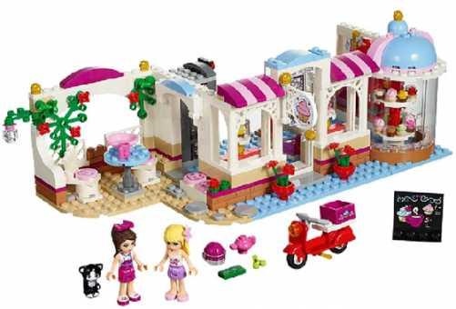 Конструктор LEGO Friends 41119 Кондитерская Хартлейка