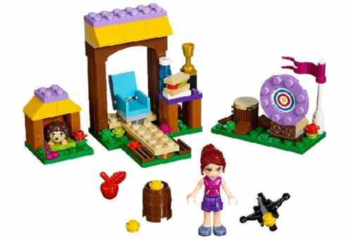 Конструктор LEGO Friends 41120 Стрельба из лука в лагере