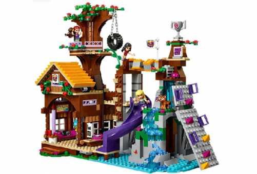 41122 - LEGO Friends Спортивный лагерь: дом на дереве