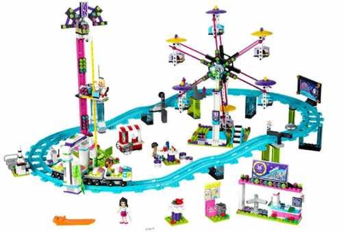 41130 - LEGO Friends Парк развлечений: американские горки