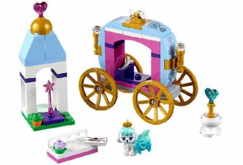 Конструктор LEGO Disney Princess 41141 Королевский экипаж Тыковки