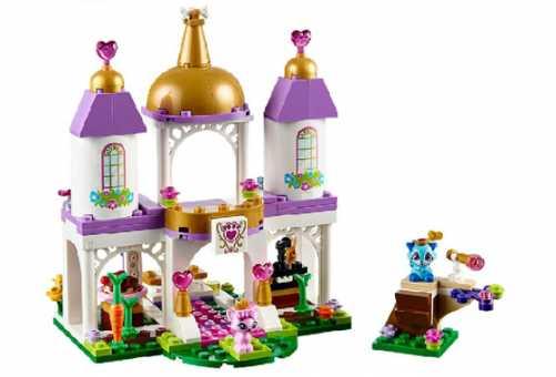 Конструктор LEGO Disney Princess 41142 Замок для королевских питомцев