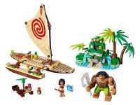 41150 - LEGO Disney Princess Путешествие Моаны через океан™