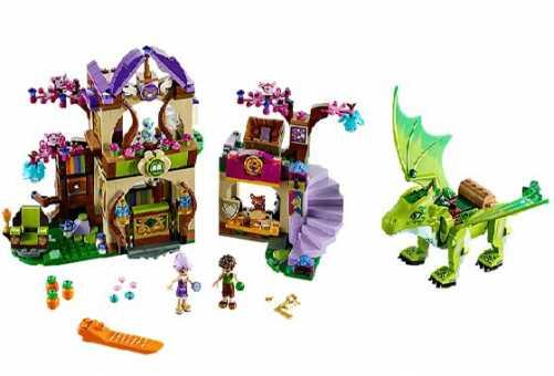 Конструктор LEGO Elves 41176 Тайный рынок