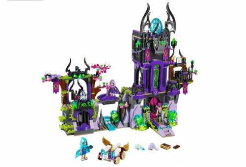 Конструктор LEGO Elves 41180 Волшебный замок теней Раганы