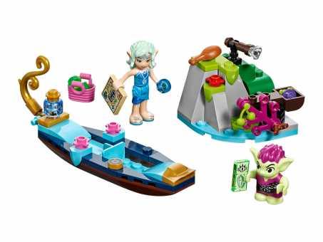 Конструктор LEGO Elves 41181 Гондола Найды и гоблин-воришка