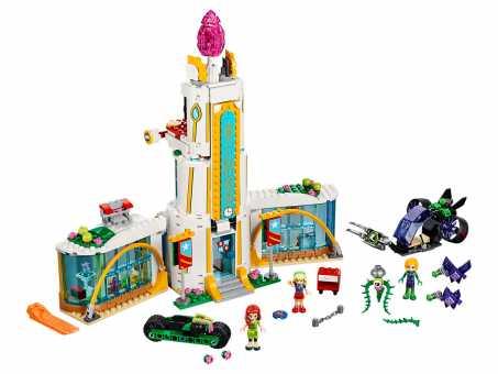 Конструктор LEGO DC Super Hero Girls 41232 Школа Супергероев