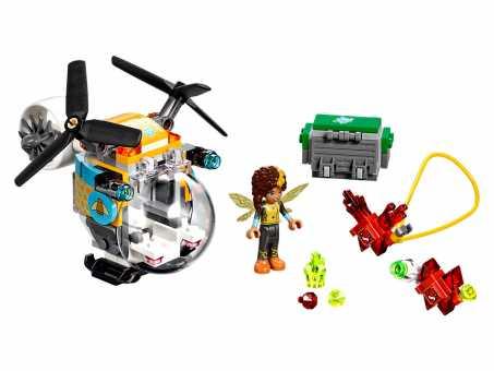 Конструктор LEGO DC Super Hero Girls 41234 Вертолет Бамблби