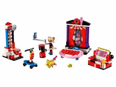Конструктор LEGO DC Super Hero Girls 41236 Дортуар Харли Квинн