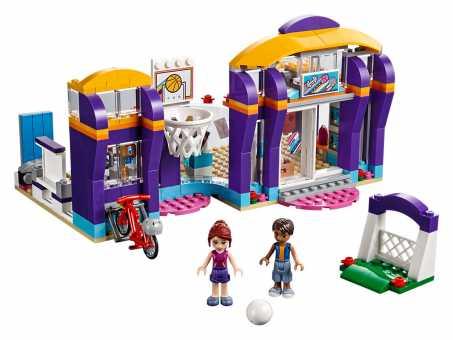 Конструктор LEGO Friends 41312 Спортивный центр Хартлейка
