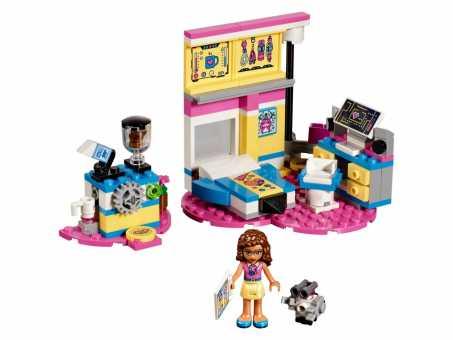 Конструктор LEGO Friends 41329 Роскошная комната Оливии