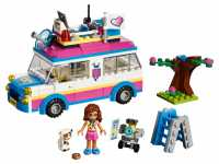 Конструктор LEGO Friends 41333 Оливия – спасательница
