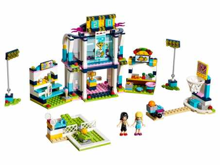 Конструктор LEGO Friends 41338 Спортивная арена Стефани