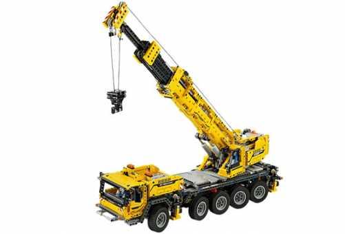 42009 - LEGO Technic Передвижной кран MK II