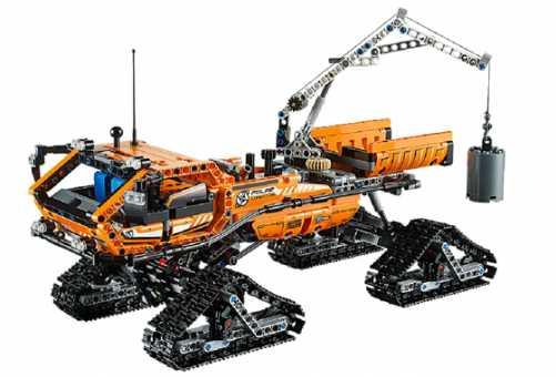 Конструктор LEGO Technic 42038 Арктический вездеход