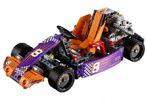 Конструктор LEGO Technic 42048 Гоночный карт