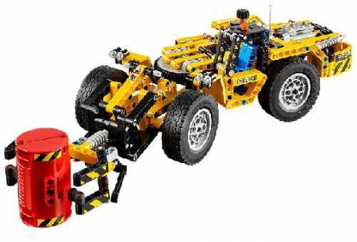 Конструктор LEGO Technic 42049 Карьерный погрузчик