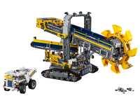 Электромеханический конструктор LEGO Technic 42055 Роторный экскаватор