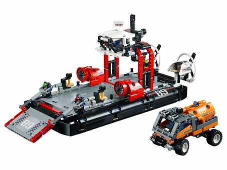Конструктор LEGO Technic 42076 Корабль на воздушной подушке