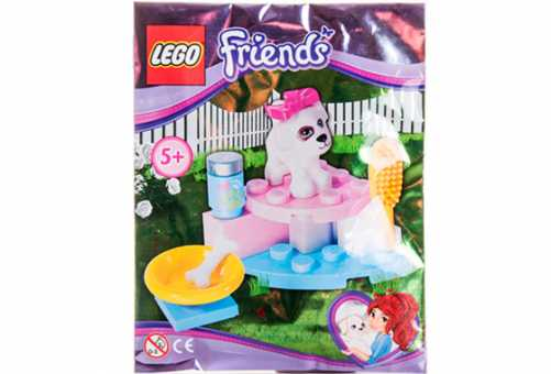 Конструктор LEGO Friends 561407 Уход за собакой
