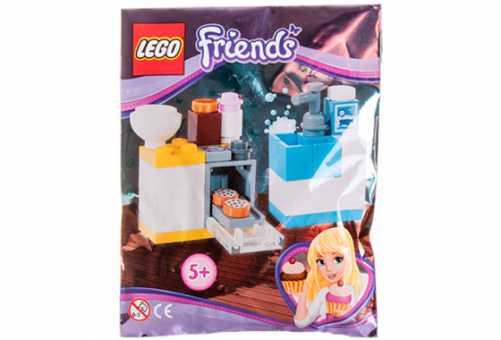Конструктор LEGO Friends 561409 Кухня с духовкой