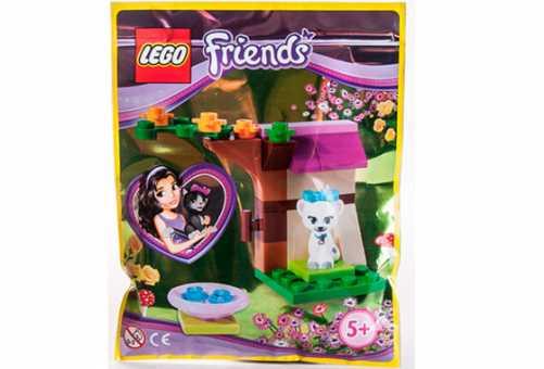 Конструктор LEGO Friends 561411 Кошка на лужайке