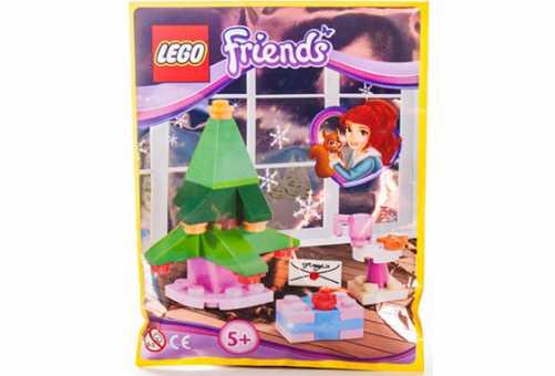 Конструктор LEGO Friends 561412 Рождественская Елочка