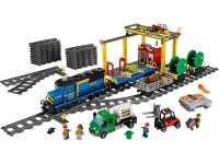 Конструктор LEGO City 60052 Грузовой поезд