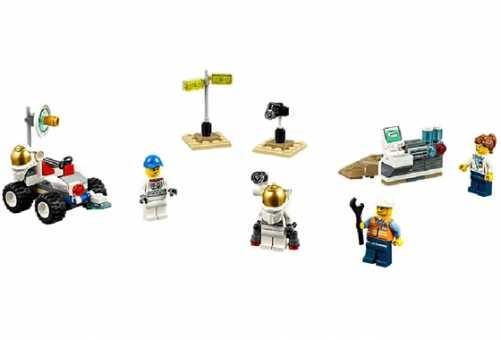 Конструктор LEGO City 60077 Космос для начинающих