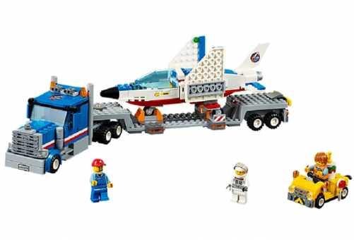 Конструктор LEGO City 60079 Транспортировщик шаттла