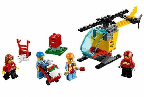 Конструктор LEGO City 60100 Аэропорт для начинающих