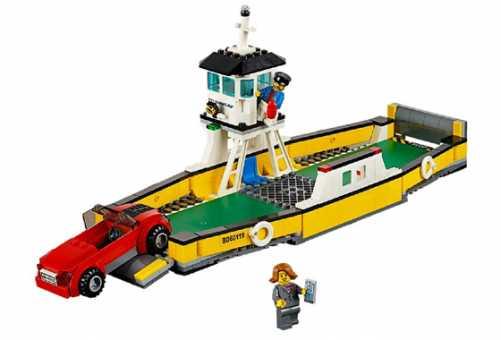 Конструктор LEGO City 60119 Паром