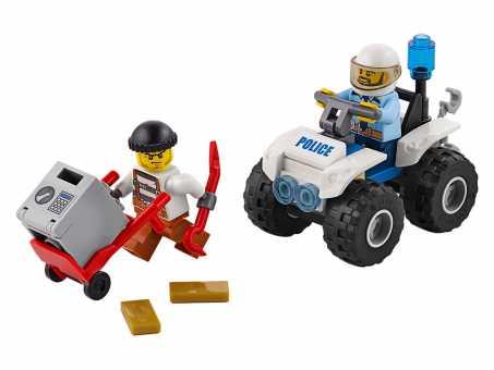 Конструктор LEGO City 60135 Полицейский квадроцикл