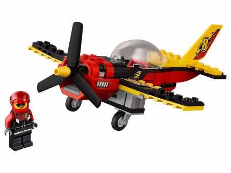 Конструктор LEGO City 60144 Гоночный самолет