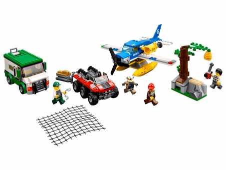 60175 - LEGO CITY Ограбление у горной речки