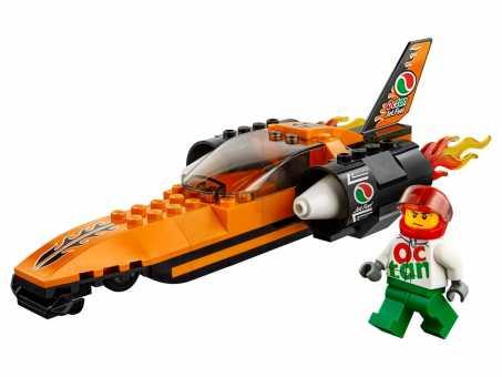 60178 - LEGO CITY Гоночный автомобиль