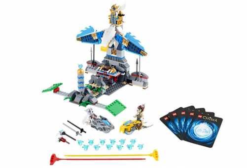 Конструктор LEGO Legends of Chima 70011 Замок клана Орлов