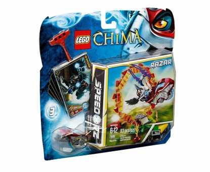 Конструктор LEGO Legends of Chima 70100 Кольцо Огня