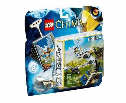 Конструктор LEGO Legends of Chima 70101 Тренировочная мишень