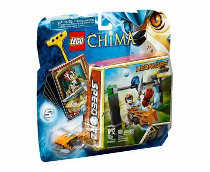 Конструктор LEGO Legends of Chima 70102 Водопад ЧИ
