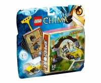 Конструктор LEGO Legends of Chima 70104 Врата джунглей