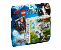 Конструктор LEGO Legends of Chima 70106 Ледяная башня