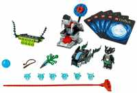 Конструктор LEGO Legends of Chima 70107 Разгромная атака