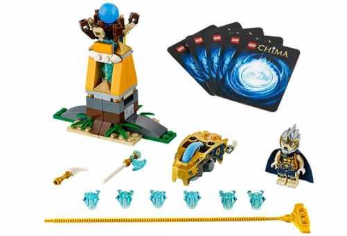 Конструктор LEGO Legends of Chima 70108 Королевское ложе