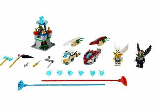 Конструктор LEGO Legends of Chima 70114 Поединок в небе